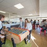 salle de pause coworking chartrons